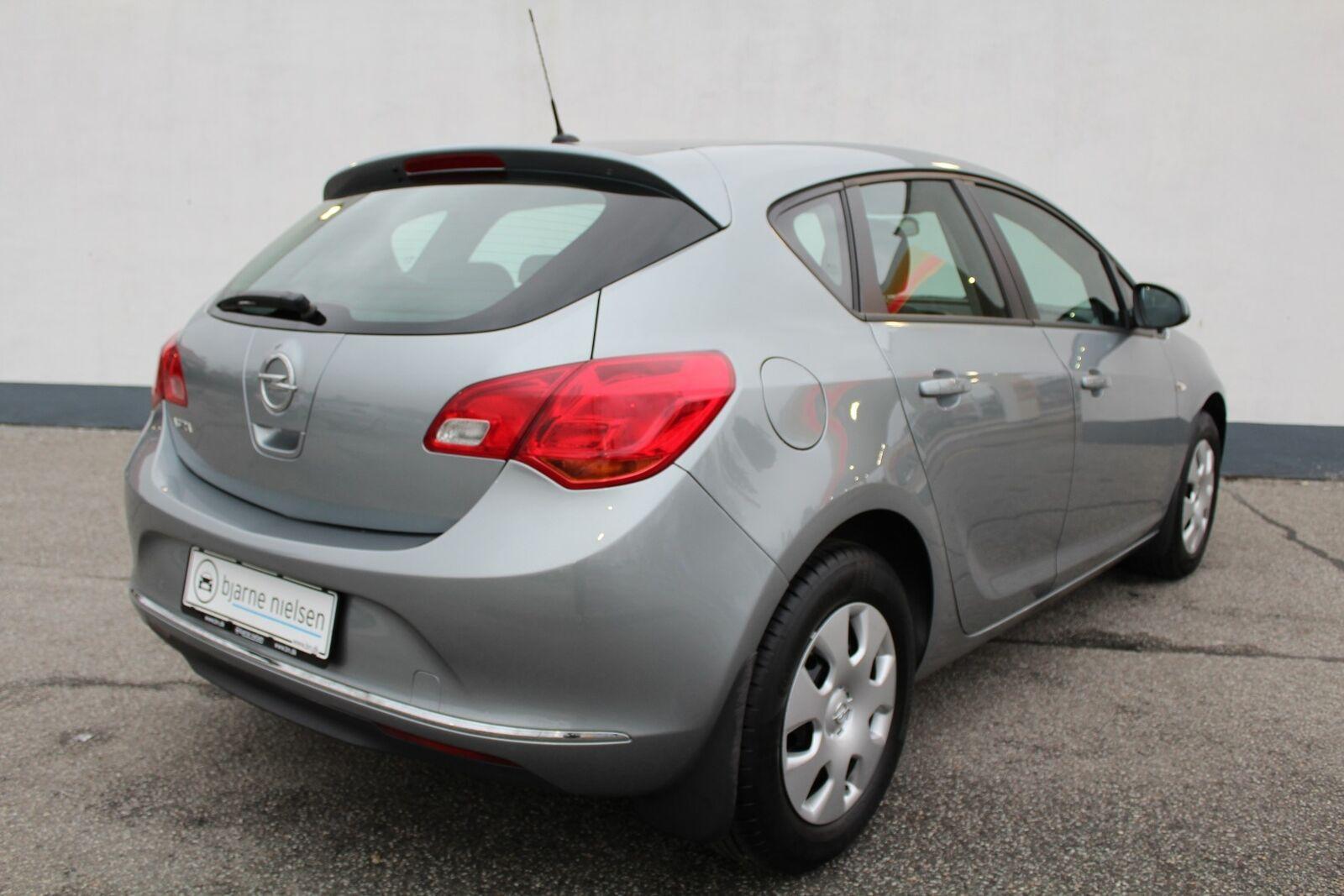 Opel Astra 1,4 100 Limited - billede 1