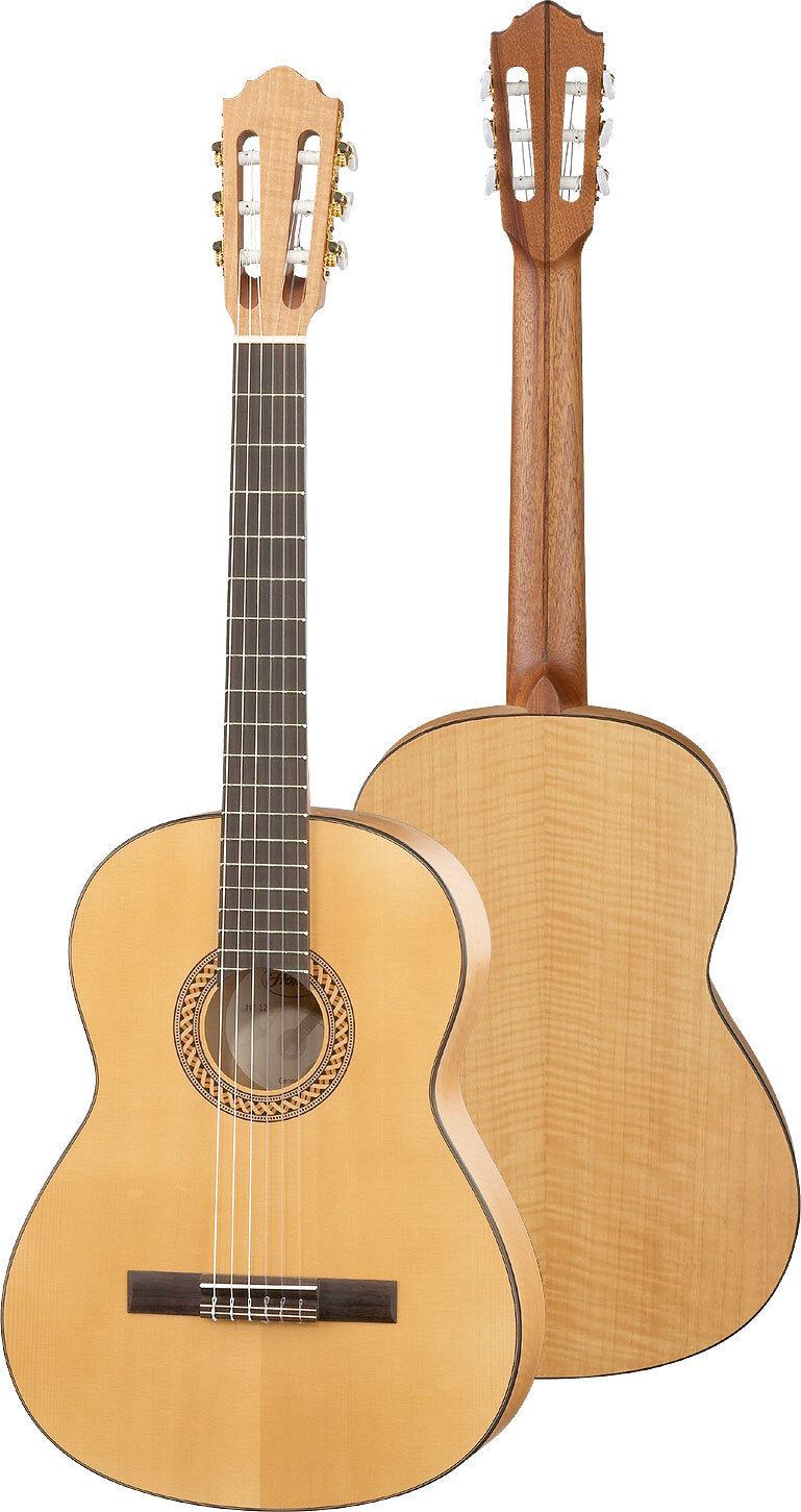 HÖFNER HF12 Klassik Konzert-Gitarre 4 4   B-Ware