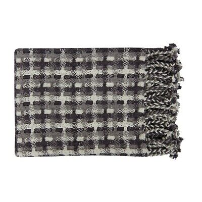 Dynamic 100 % Cotton Throw Afghans & Throw Blankets Home & Garden Blanket By Home Interiors Customers First