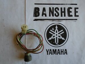 Yamaha Banshee Wiring Wire #1 Electrical Engine Motor | eBay