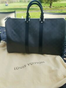 Image Is Loading Louis Vuitton Men 039 S Keepall 45 Bandouliere
