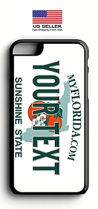Personalized-FLORIDA-License-Plate-Iphone-Case-Plastic-or-Impact-Rubber