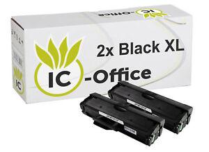 2x-XXL-TONER-PATRONE-fuer-Samsung-Xpress-M2020-M2022W-M2070-M2026W-Kartusche-Set