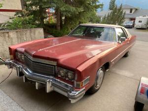 1974 Cadillac Eldorado / One Owner