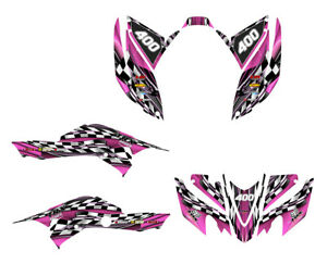 wholesale USA discount online TRX 400 EX graphics decal kit fits ...