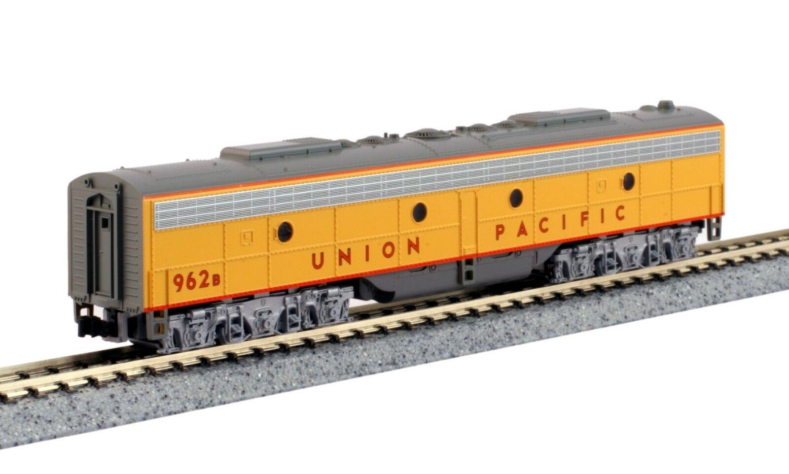 Escala N-Kato 176-5355-DCC Union Pacific EMD E9B Locomotora 962B DCC equipado