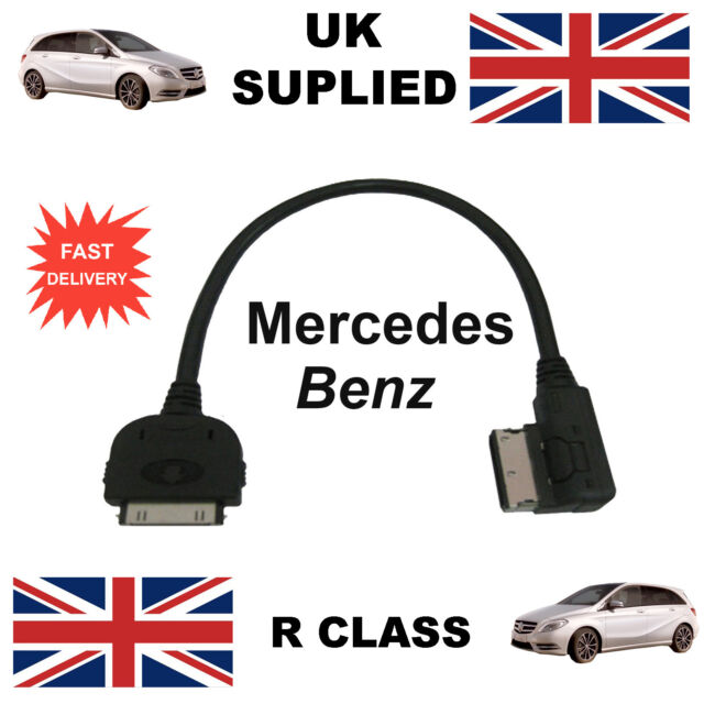 MERCEDES BENZ R CLASS A0018279204 For Apple iPhone 3GS 4 4GS iPod USB Cable