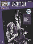 Led Zeppelin V1: Play Along with 8 Great-Sounding Tracks by Alfred Publishing Co Inc.,U.S.(Mixed media product)