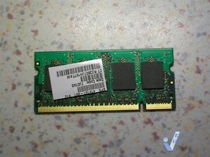 HP-512MB-PC2-6400-DDR2-667Mhz-Baustein-Memory-f-Notebooks-HP-P-N-419151-001