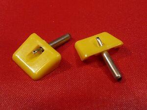 Pickering 345-03D SEEBURG JUKEBOX Needles Stylus JukeBox Cartridge 4729-D7//PR