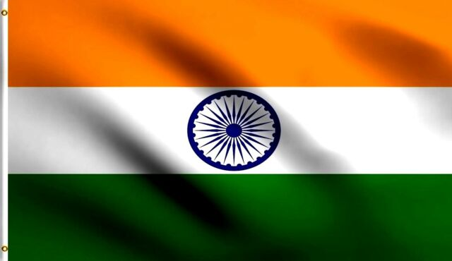 India Country Flag: 3x5 India Flag Indian Country Flags Banner F480 For Sale