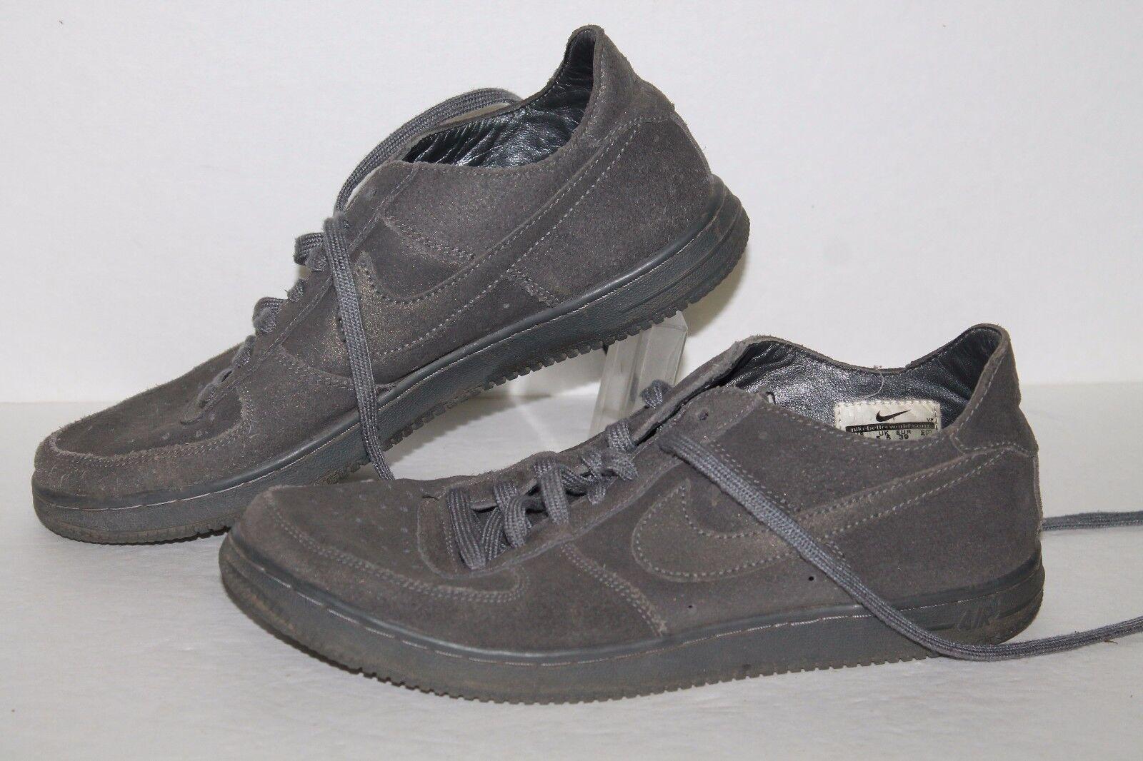 nike air force 1 poca luce casual, casual, casual, scarpe da ginnastica, grey, il cuoio, le donne 8   A Primo Posto Tra Prodotti Simili    Uomo/Donne Scarpa  c4061e