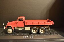 IFA G5 1956 truck from East Germany diecast In scale 1/43 SEE DESCRIPTION