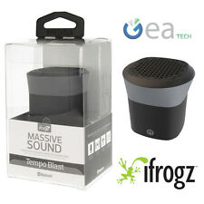 Mini Speaker Bluetooth ifrogz Cassa portatile con Mic Vivavoce Per Smartphone