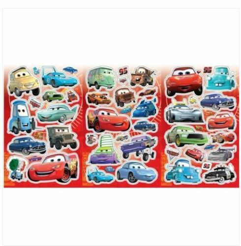 Kids Children 6 Sheets Sticker Book Party Loot Bag Toys Fillers