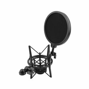 Audio Professional Condenser Microphone Mic Studio Shock Mount MC