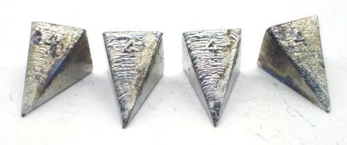Pyramid Lead sinker 4oz pack of 4 sinkers