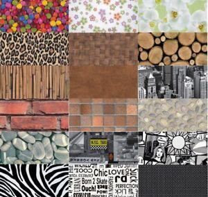 11 06 1qm klebefolie m belfolie dekorfolie f r m bel und t ren 45 cm x 20 ebay. Black Bedroom Furniture Sets. Home Design Ideas