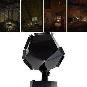 Navidad-60-000-estrellas-Original-Planetario-Lampara-de-proyector-Luz-DIY