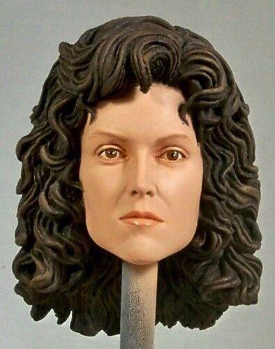 1 6 Sigourney Weaver de retrato de personalizados como Ellen Ripley De Alien
