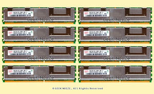 Server-RAM-32GB-8x-4GB-PC2-5300F-FB-DIMM-Fully-Buffered-667-ECC-REG-Memory-LOT