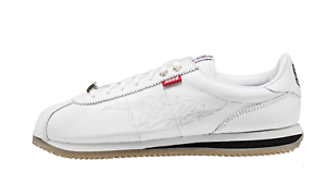 Nike X Mister Cartoon Cortez QS White/Black/Gum AA4875-100 Men size 4-13 Casual wild