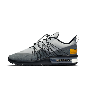 Zapatillas Running Hombre Nike Air Max Sequent 4 Utility Gris