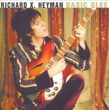 Basic Glee by Richard X. Heyman (CD, Sep-2002, Turn-Up Records) NEW! SEALED!