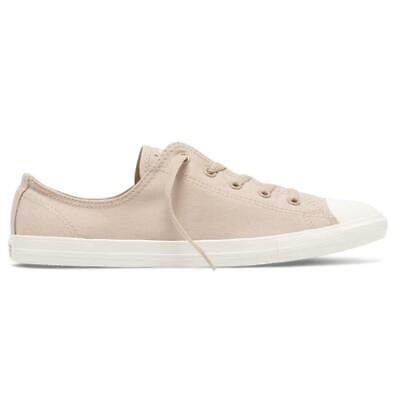 CONVERSE | WOMENS CT ALL STAR DAINTY OX (PARTICLE BEIGEEGRETEGRET) RRP 90 | eBay