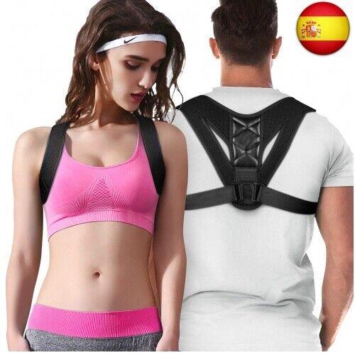 Entligent Corrector de Postura, Corrector de Postura Espalda Hombro para Mujer