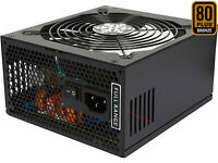 Rosewill Glacier 700w 80 Plus Bronze Atx12v Crossfire Active-pfc Power Supply