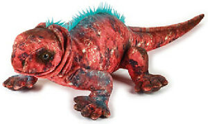 National-Geographic-Iguana-Marine-Male-Lizard-31cm-Soft-Plush-Toy-NEW
