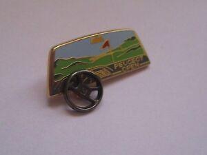 pin-039-s-Peugeot-Open-de-golf-zamac-signe-Arthus-Bertrand
