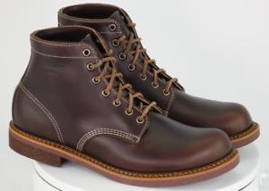 8c63439042c Details about Thorogood 814-4532 Men's Beloit Casual Boot(Horween Lthr Cxl,  Nitrile Cork Sole)