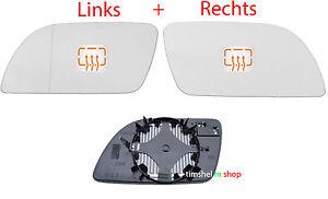 Spiegel Vw Polo : Vw polo 9n bis 04 spiegelglas für spiegel außenspiegel heizbar links