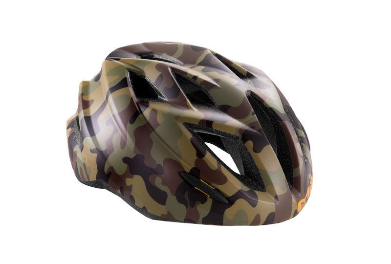 Casco Bici MET Mod.GAMER Camouflage HELMET MET GAMER CAMOUFLAGE