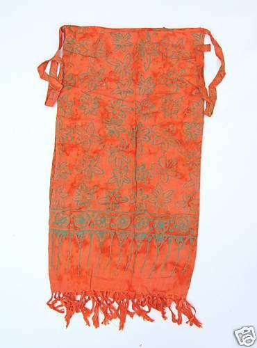 Sarong Wickeltuch medium Pareo Lungi Sarongs //SM084