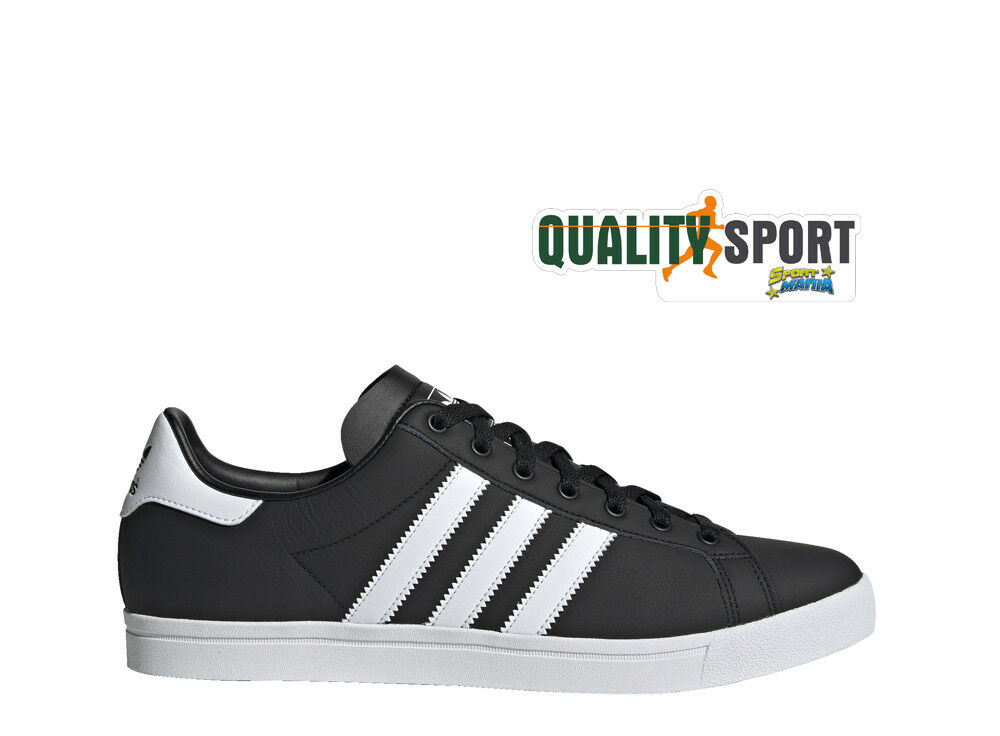 Adidas Coast Star Black White shoes Man Sports Sneakers Ee8901 2019