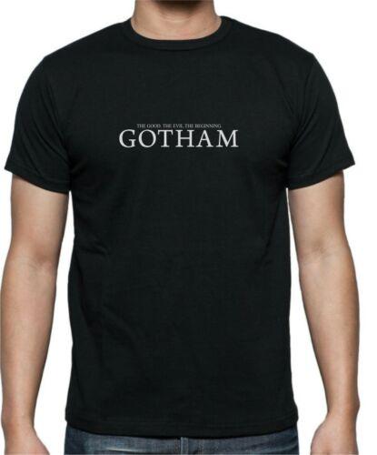 Mens TV Series GOTHAM  T-shirt  Up to 5XL FREE UK POST