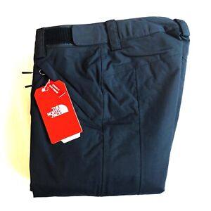 New-THE-NORTH-FACE-Freedom-Women-s-Ski-Pants-Shell-Size-Medium-M-Black-140