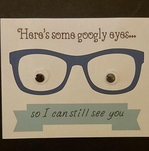 lockdown googley eyes miss you novelty gift isolation gift