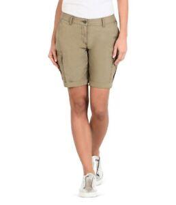 Détails Nalibu Cargo Court 10Napapijri N0yhlu Femme Short Bermuda Réduction Pantalon Sur Pn80wkO