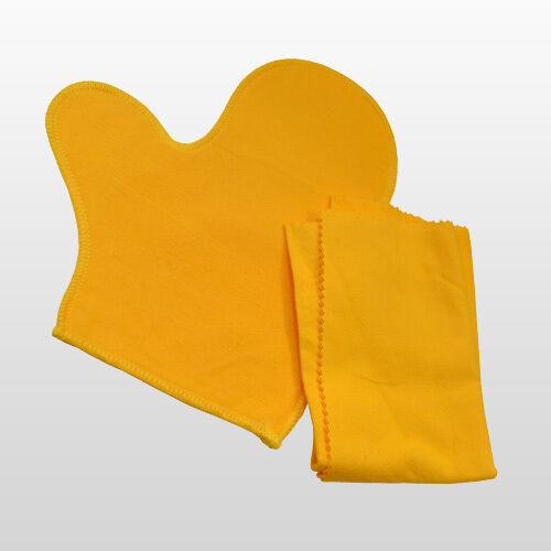 LARGE BRASS COPPER AND BRONZE CLEANING CLOTH CONTAINS SPECIAL IMPREGNATION