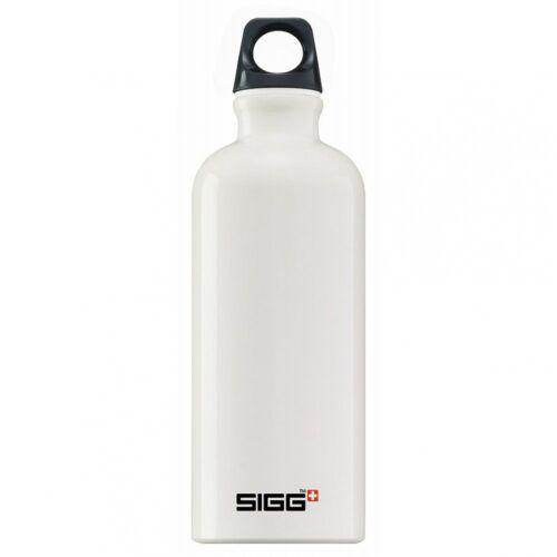 Metal Aluminium Drinks Container SIGG Classic Traveller White 1L