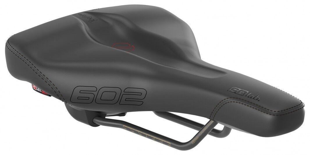 SQlab Sattel 602 Ergolux Active  E-Bike ready alle Breiten