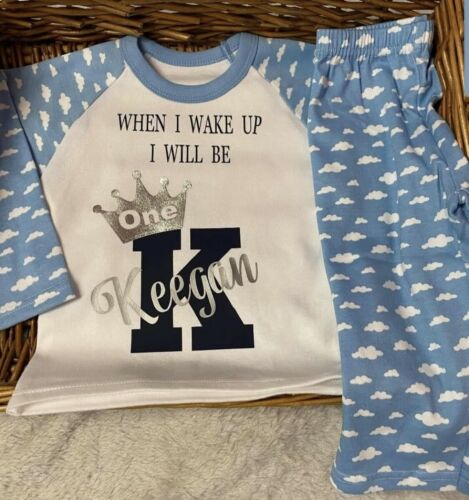 Birthday boy PYJAMA send NAME AGE 1,2,3,4 SIZE IN messages