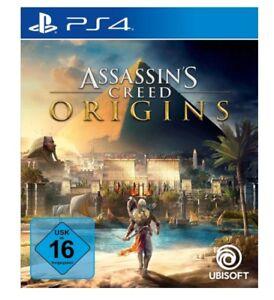 Assassin's Creed Origins - PlayStation 4, 2017 - Koblenz, Deutschland - Assassin's Creed Origins - PlayStation 4, 2017 - Koblenz, Deutschland