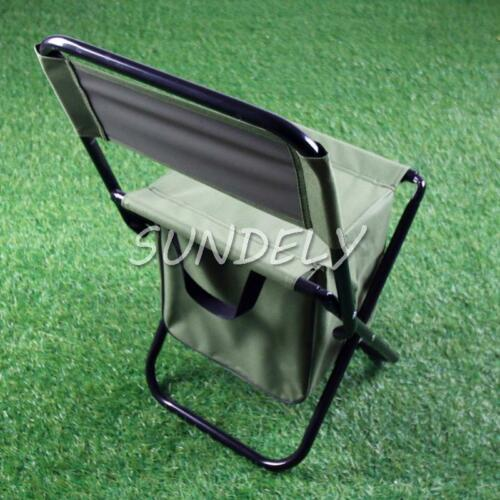 small Fishing chair folding chair Army Green UK camping chair maybe fishing