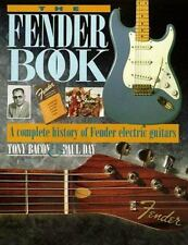 The Fender Book: A Complete History of Fender Electric Guitars, Tony Bacon, Paul