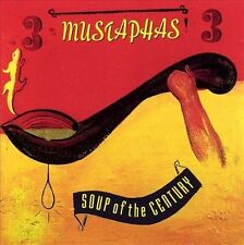 3 MUSTAPHAS 3--Soup Of The Century--CD--Ryko Issue